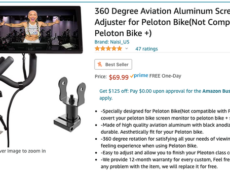 Make ya own Peloton Bike Plus !