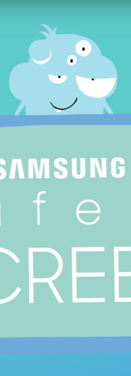 Samsung #SafetyScreen