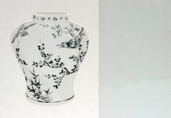 Tao, 57 x 70cm, Ceramic, 2015