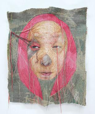 Rag face #18011-1