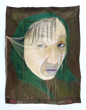 Rag face #18009-1