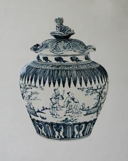 Tao, 67.5 x 84.5, Ceramic, 2015