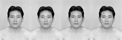 Mystery of Symmetry-05-poker face, 1996