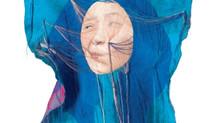 About the cover - Yoon Ji Seon: Rag face
