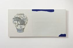 Tao, 83 x 172cm, Ceramic, 2013