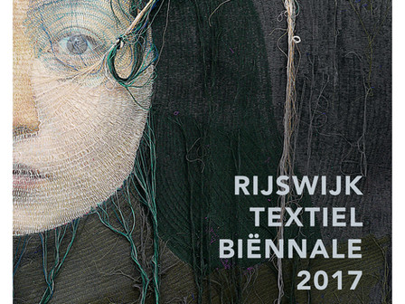Yoon Ji Seon is participating 2017 Rijswijk Textile Biennale