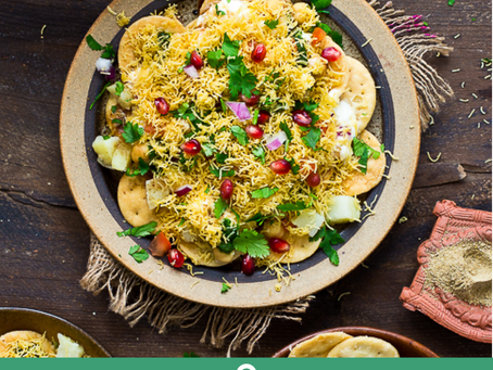 Recipe: Papri Chaat with Lahori Catering