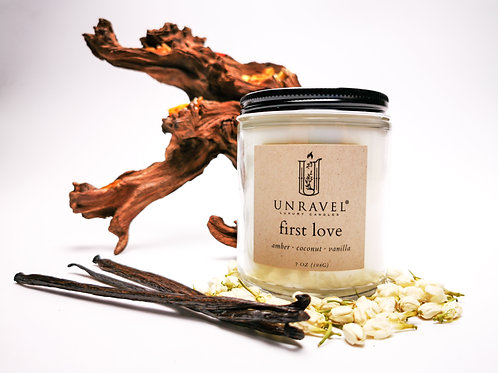 First Love Candle