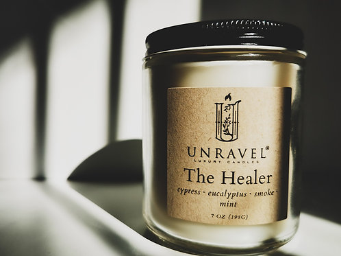 The Healer Candle