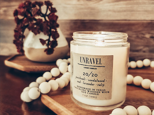 20/20 Soy Candle 7 oz.