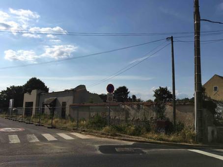 Travaux Porte d'Andin - Clos Saint-Louis