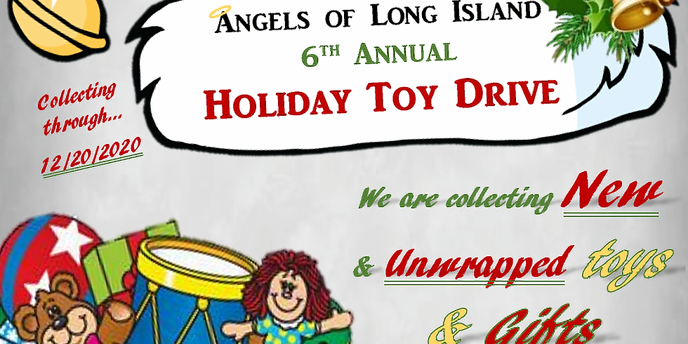 Christmas Miracles 2020 Toy Drive