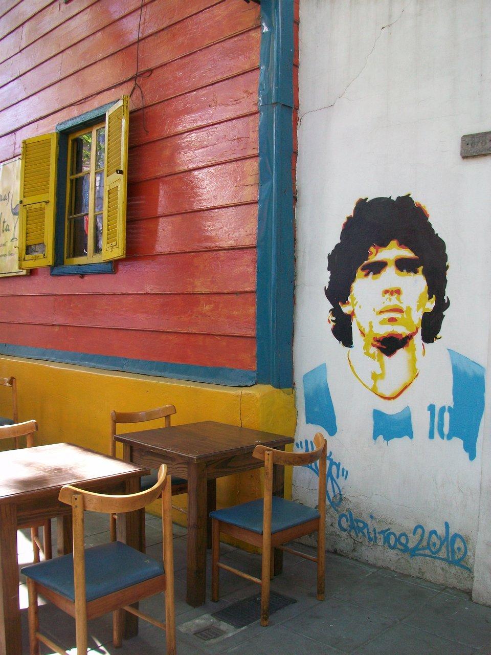 Boca - Buenos Aires, Argentina