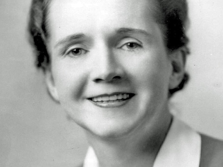 My Nomination for Woman of the Century: Biologist Rachel Carson. Here's Why . . .