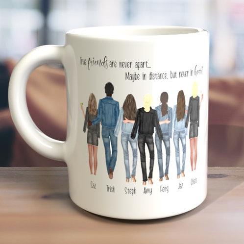 Best Friend Personalised Mug