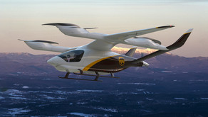 UPS Looks To eVTOL Aircraft As The Future