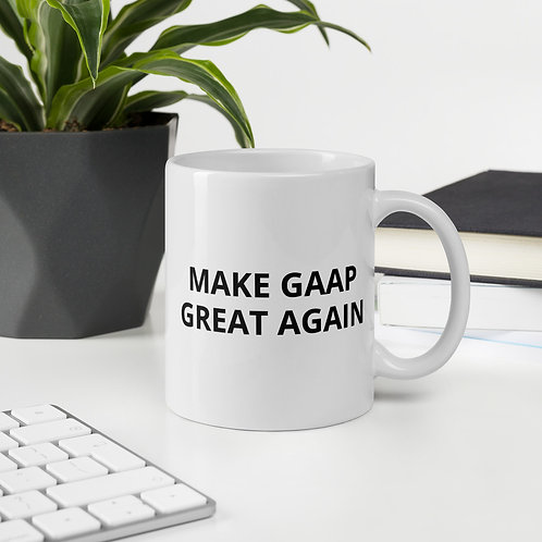 Make GAAP Great Again Mug