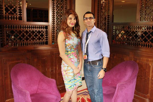 Faraz Javed with Priyanka Chopra