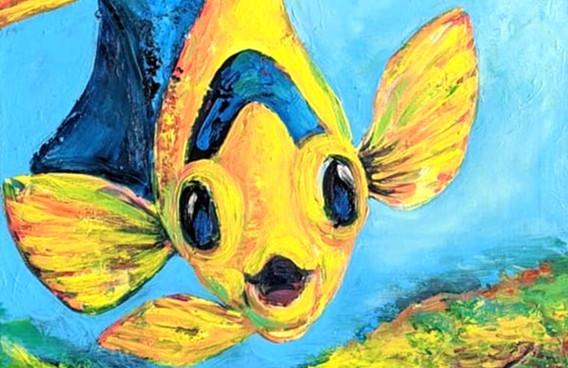 A Fish Called Sandra