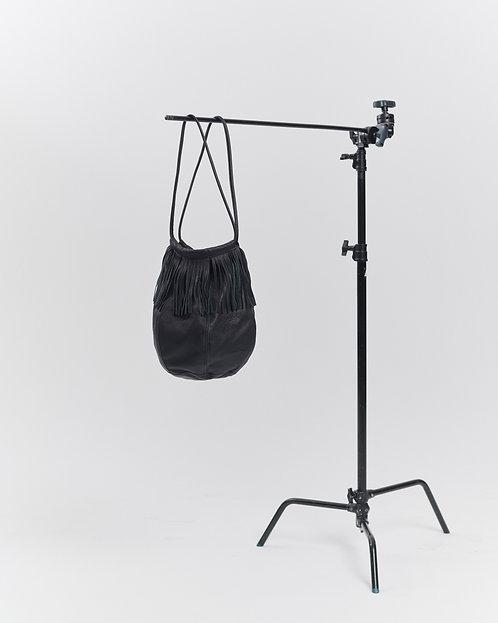 FRINGE - FRINGE BAG BLACK