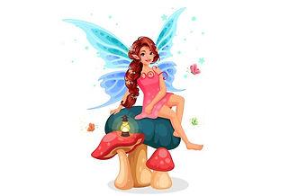 red head fairy sitting.jpg