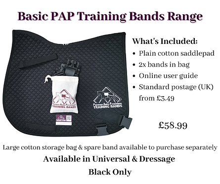 NEW Basic PAP Training Bands
