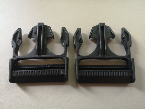 Replacement Buckles/Sliders x2
