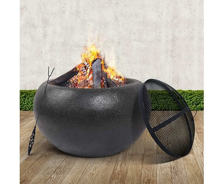 Outdoor Portable Fire Pit Bowl