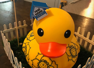 Family Fun at Rotary Duck Race