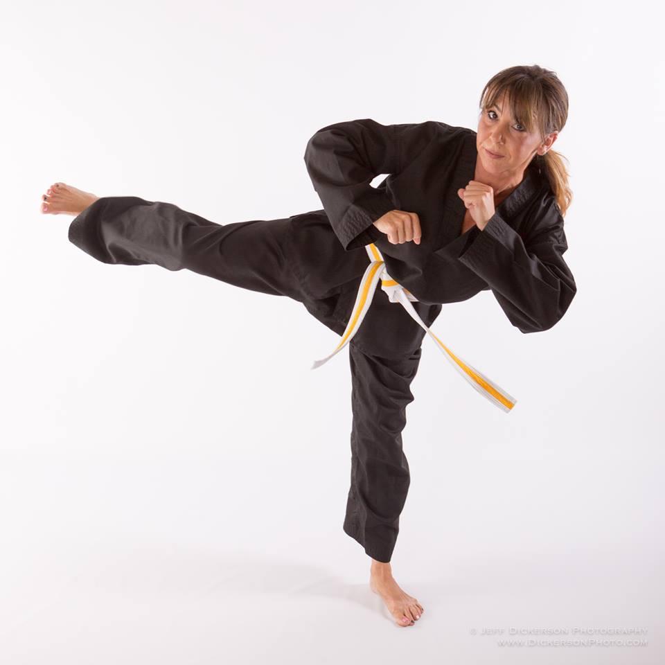 Kara Blankenship TaeKwonDo student at Reeves Martial Arts & Fitness 3.jpg
