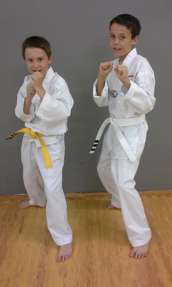 Children's TaeKwonDo at Reeves Martial Arts & Fitness 1.jpg