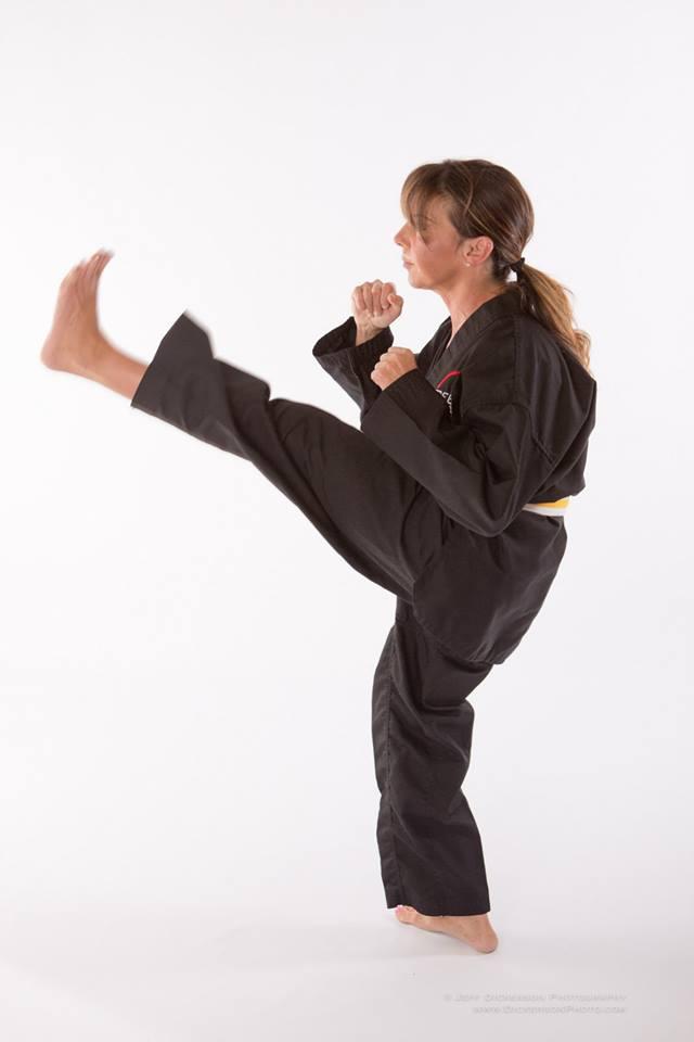 Kara Blankenship TaeKwonDo student at Reeves Martial Arts & Fitness 2.jpg