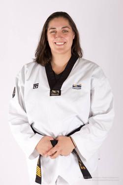 Kristi Reeves TaeKwonDo 5th degree Black Belt at Reeves Martial Arts & Fitness 8