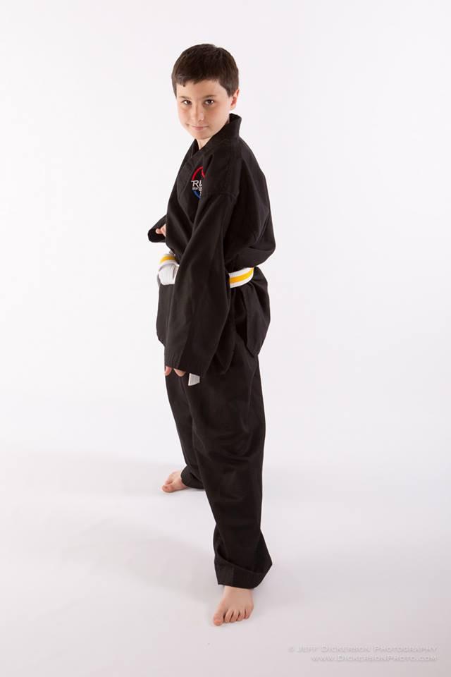 TaeKwonDo student at Reeves Martial Arts & Fitness 8-15 14.jpg