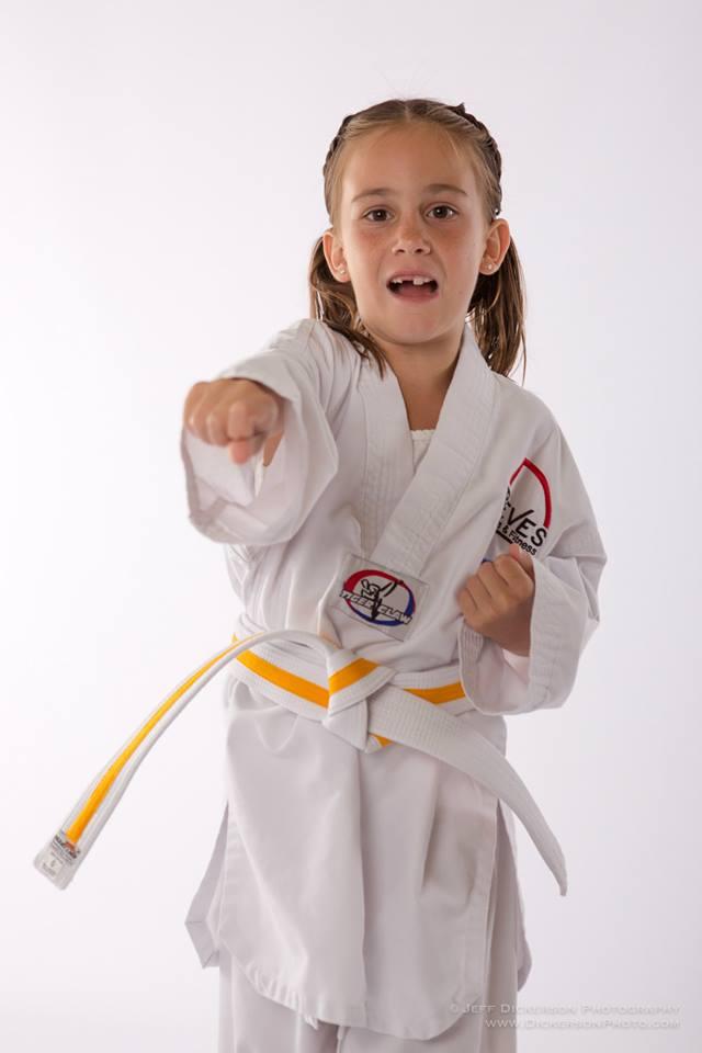 TaeKwonDo student at Reeves Martial Arts & Fitness 8-15 7.jpg