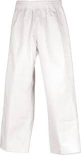 Lightweight Poly/Cotton Pants