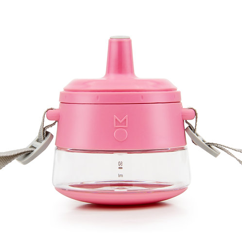 meroware ALICE sippy cup kid spout - Rose