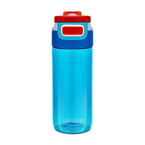 Kambukka Elton 3 in 1 Snap clean Water Bottle (Tritan) 17oz (500ml) - Carribean