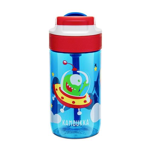 Kambukka Lagoon Kids Water Bottle (Tritan) 14oz (400ml) - Happy Alien