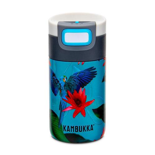 Kambukka Etna Thermal Mug (SS) 10oz (300ml) - Parrots