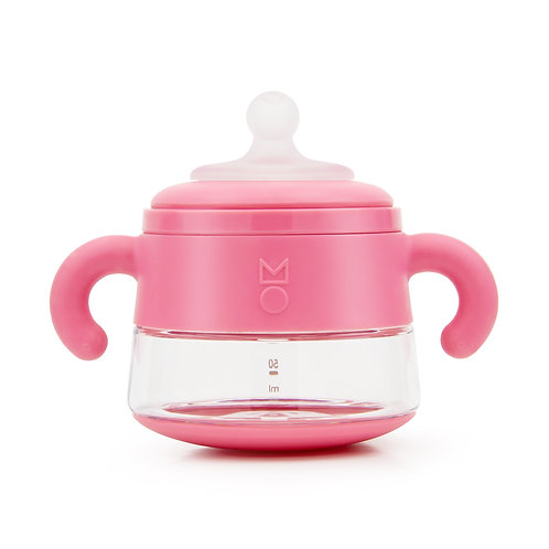 meroware ALICE sippy cup soft spout - Rose