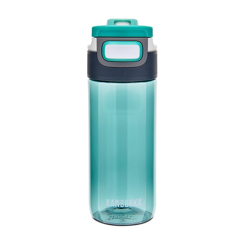 Kambukka Elton 3 in 1 Snap clean Water Bottle (Tritan) 17oz (500ml) - Misty Grey