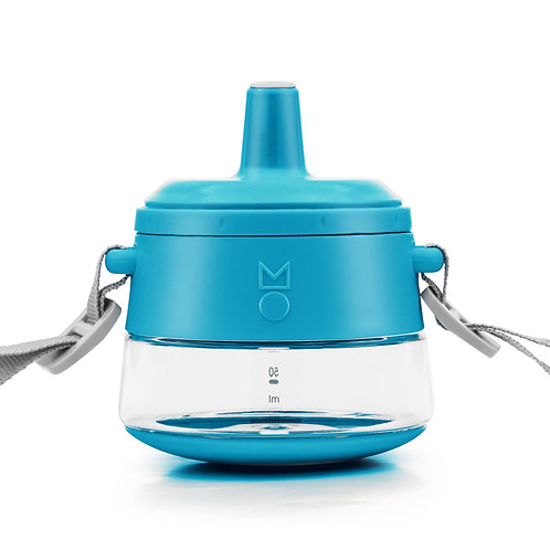 meroware ALICE sippy cup kid spout - Teal