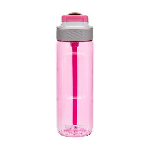 Kambukka Lagoon Water Bottle (Tritan) 25oz (750ml) - Rose Lemonade