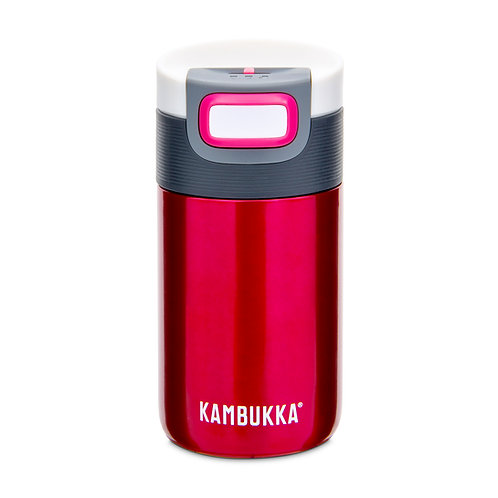 Kambukka Etna Thermal Mug (SS) 10oz (300ml) - Raspberry