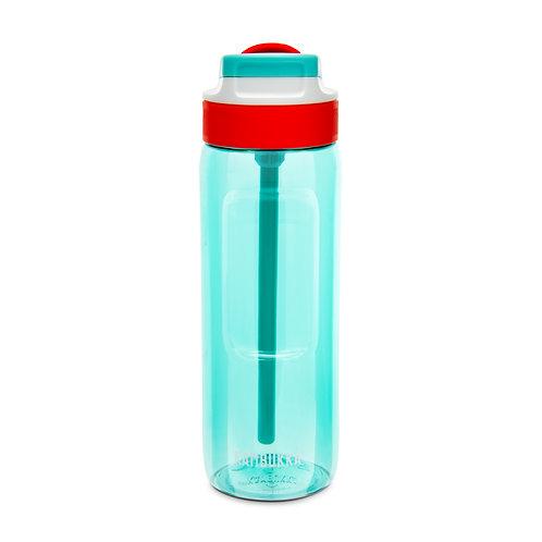 Kambukka Lagoon Water Bottle (Tritan) 25oz (750ml) - Saga Green