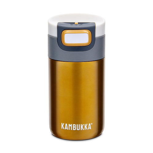 Kambukka Etna Thermal Mug (SS) 10oz (300ml) - Milk & Cookies