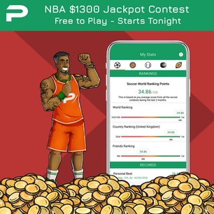NBA Jackpot Contests Launched
