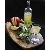 Spicy Apple Liqueur // Baharatlı Elma Likörü