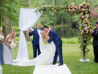 Vibrant Garden Wedding